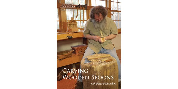 carving wooden spoons with peter follansbee 2