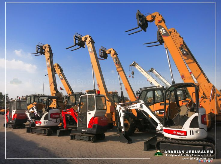 We are the pioneer source of construction equipment supplying to the worldwide market since 1973. We have all type of construction equipment available like Heavy, Light, and Access machines to fulfill the customers needs @ one-stop Yard. You can view all our selection here at our website: www.al-quds.com #heavyequipment #ajc #uae #cosntructionMachinery