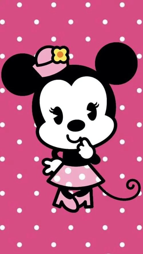 Minnie wallpaper celular pinterest - Minnie mouse wallpaper pinterest ...