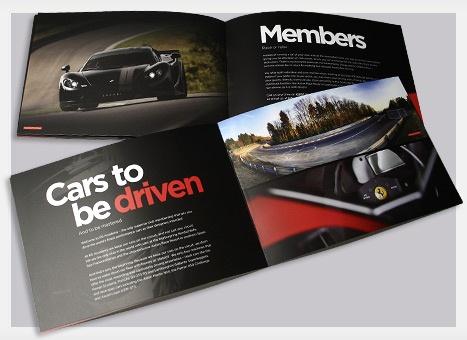 16 best car brochures images on Pinterest | Brochure design ...
