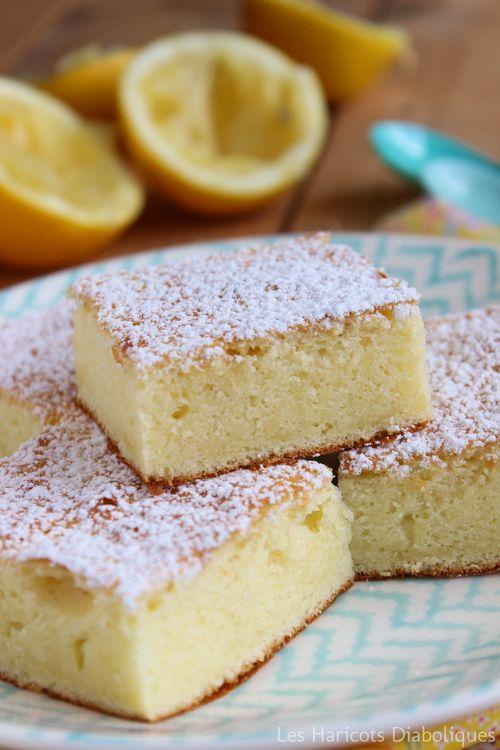 Moelleux au citron (3)