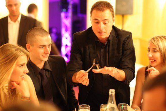 """Ronjo Entertainment provides professional entertainment and event planning services to clients in Nassau and Suffolk county. MAGIC SHOWS starting at $199.00  Celebrating 40 Years of Magic! Hiring a magician for your child's next big birthday party can be stressful if you take the wrong approach. However, hosting that special """"magic"""" themed birthday can also be one of the most memorable parties your child ever has. #HireMagicianNY #ronjoentertainment"""