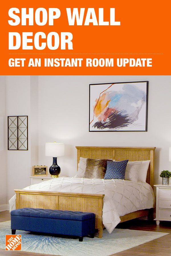 Update Your Room With Decor On Homedepot Com Decorating A New Home Home Decor Decor