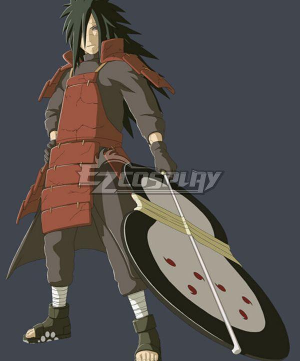 Naruto Shippuuden Uchiha Madara Cosplay Prop #EveryoneCanCosplay! #Cosplaycostumes #AnimeCosplayAccessories #CosplayWigs #AnimeCosplaymasks #AnimeCosplaymakeup #Sexycostumes #CosplayCostumesforSale #CosplayCostumeStores #NarutoCosplayCostume #FinalFantasyCosplay #buycosplay #videogamecostumes #narutocostumes #halloweencostumes #bleachcostumes #anime