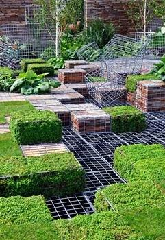 Garden gabions - china gabion co