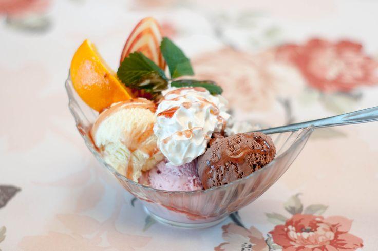 Ice cream http://www.slezanskimlyn.wroc.pl/