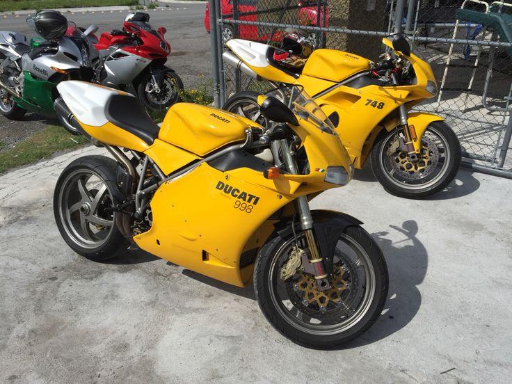 Ducati 748 + 998