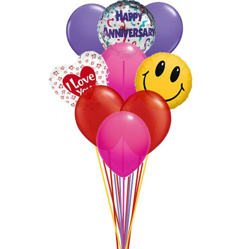 Best Tips For Birthday Balloons Gift Lovely Balloon Bouquets To Show Your Appreciation F