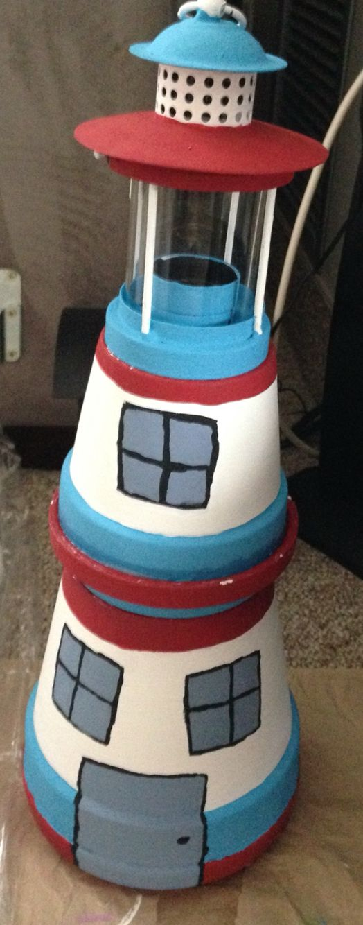 Medium sized lighthouse