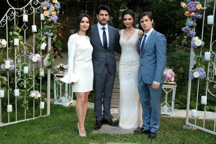 'Kara Sevda'da bu akşam Kemal nişanlanıyor Burak Özçivit Neslihan Atagül Kaan Urgancıoğlu