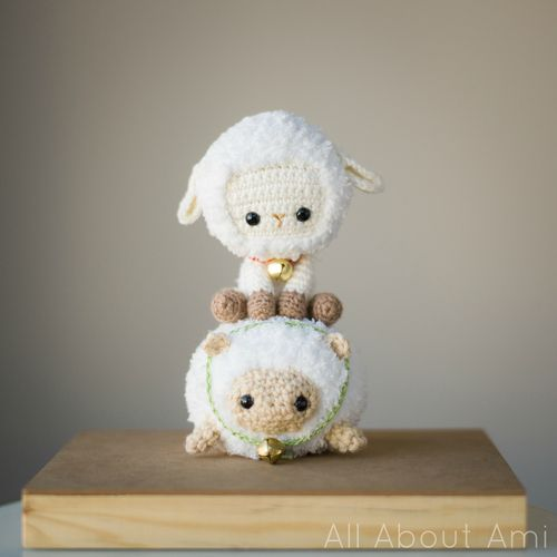 Chinese New Year Sheep - Free Pattern