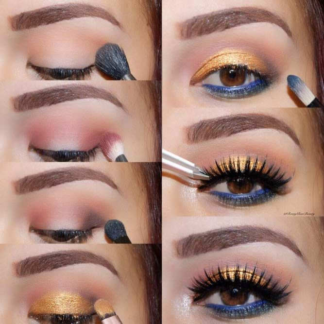 Sexy Eyes Makeup Trends to Inspire You ★ See more: https://makeupjournal.com/sexy-eyes-makeup-trends/