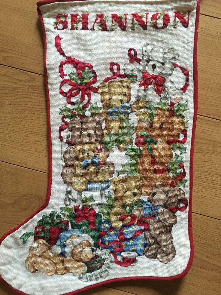 Shannon's Christmas Stocking  (1994)