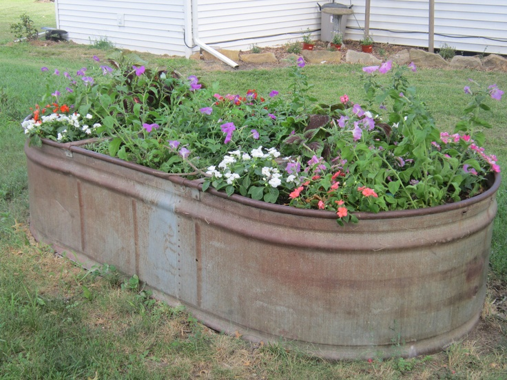 16 Best Images About Water Trough On Pinterest Gardens