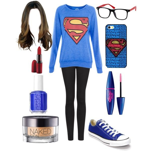 Geek outfit for @maddie Mancuso  hope you like it