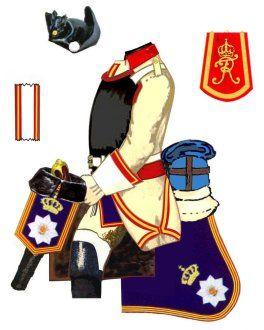 Prussian Gens d'Armes - Project Seven Years War