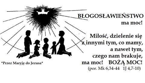 Błogosławieństwo ma moc ! <3
