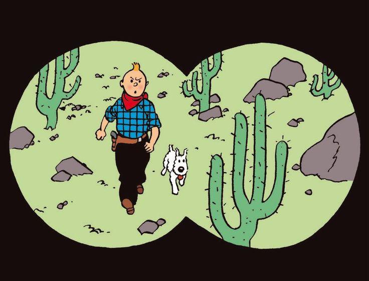 """""""Tintin in America"""""""