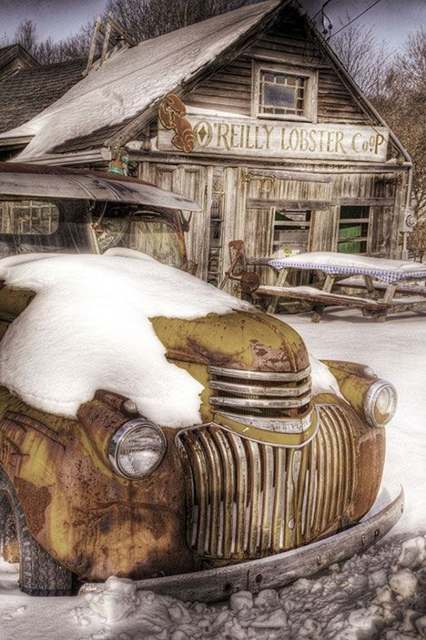 Traveler On the Backroads      Each line  broken and bent  each mark  weathered and worn  told the story  the story of times long  since forgotten  an age once filled with vigor  and life promise and hope  now setting with the sun  sitting in a field alone  mesmerizing  more beautiful more  alive now  here at the end  than in its glory days  pondering times long since  gone  telling tales of  better days now  fading fading  fading with the  light