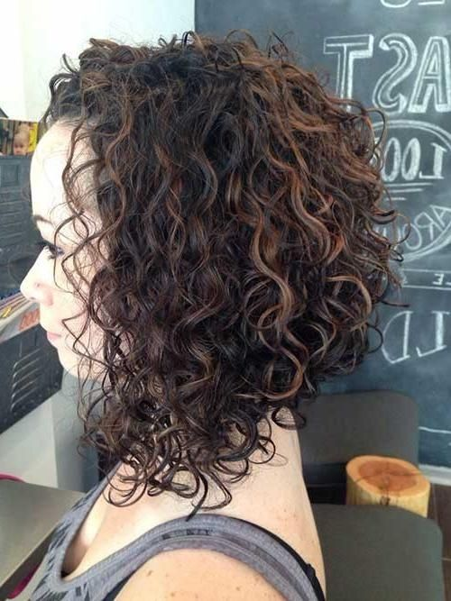Pictures Of Curly Inverted Bob Hairstyles Wikie Cloud