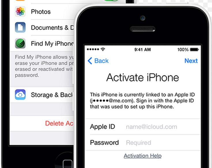 Bypass icloud lock on your iPhone via imei code on any