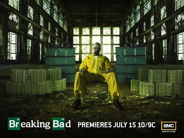 브레이킹 배드 (Breaking Bad season 1, AMC, 2008) – 마약 만드는 화학쌤 | ohyecloudy's lifelog