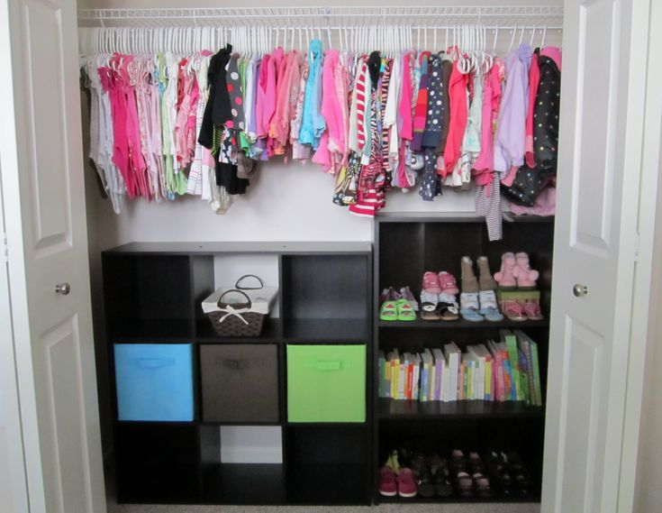 Closet 9 Cube Organizer Amp 3 Tiered Book Shelf From