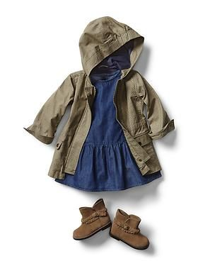 Baby Clothing: Toddler Girl Clothing: Featured Outfits Dresses & Rompers | Gap