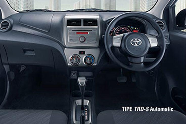 Toyota Agya – Family & Friends - AUTO2000