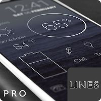 Lines - Icon Pack (Pro Version) 2.8.2 APK
