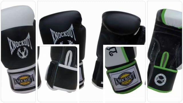 Knockout Store  Manusi Kickbox Noi de Calitate  Gama de #manusi de #Kickbox este noua de #calitate ridicata la preturi excelente pentru orice buzunar.  Knockout Store pune la dispozitia oricarui luptator de #Box , #Kickbox, #MMA si #Muay #Thai din piele naturala si de calitate ridicata pentru ca tu sa ai mai multa forta in lovituri si protectie pentru incheieturi.  Gama de manusi de Kickbox este noua si vine cu garantie de 30 zile…