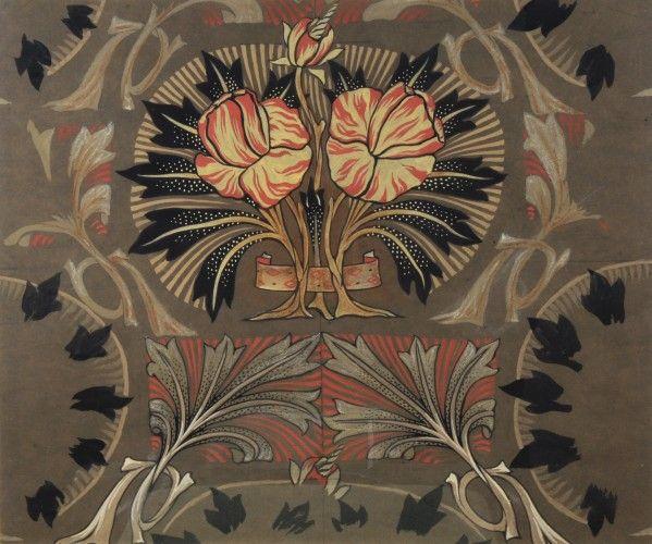 Art And Design Art Movements: 56 Best 101. 2. Diseño. Century Guild Of Artists. A. H