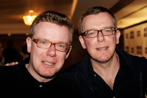 Happy birthday to Craig and Charlie Reid, born on 5th March 1962, identical twin brothers, from the Scottish band The Proclaimers, who had the 1987 UK No.3 single 'Letter From America', 1988 UK No.6 album 'Sunshine Over Leith' as well as the 2007 UK No.1 single with the Comic Relief charity hit 'I'm Gonna Be (500 Miles).'