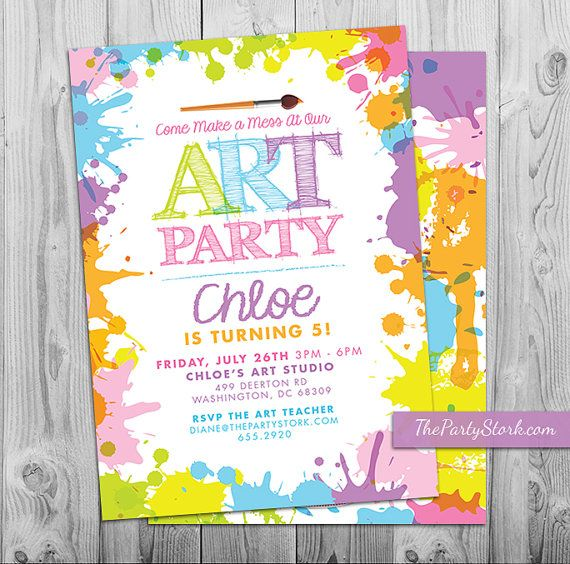 Kids Birthday Invitations is nice invitations example