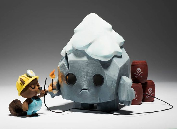 Last Days Of Winter – Persuasion Coarse Toy Amanda Visell