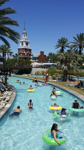 Knotts Soak City in Buena Park