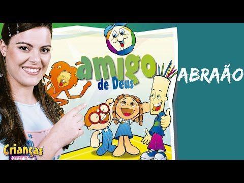 Abraão | DVD Amigo de Deus | Crianças Diante do Trono - YouTube