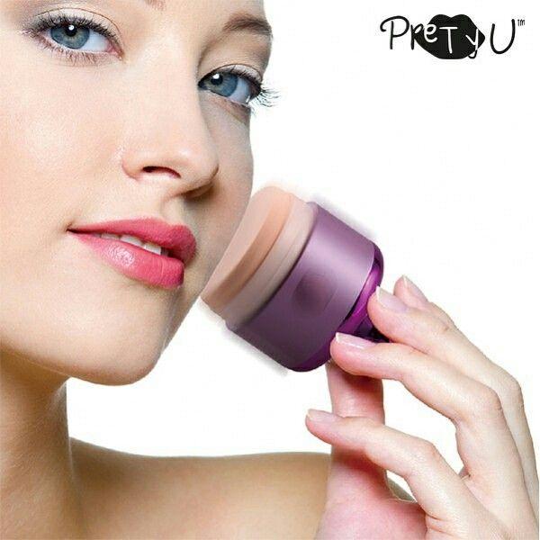 Piumino elettrico make up http://www.scegli-e-compra.com/449-salute-e-bellezza