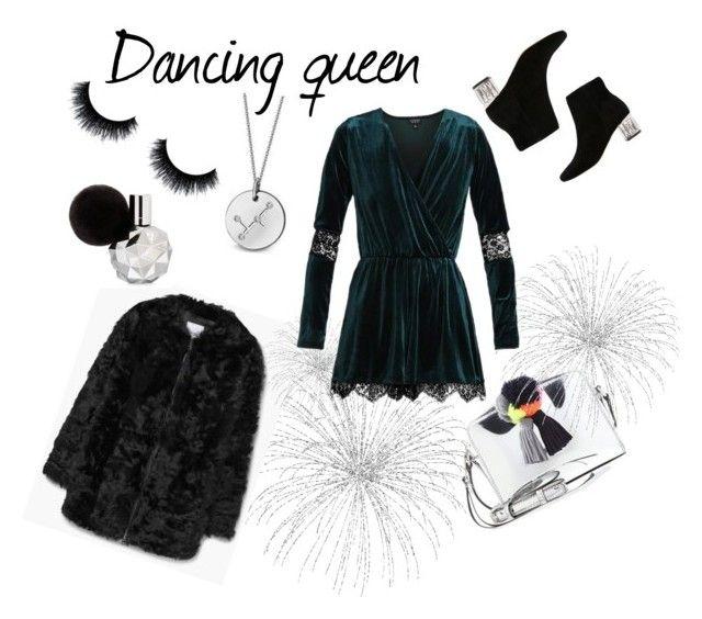 """dancing queen"" by fashion-custodians on Polyvore featuring moda, Rebecca Minkoff, Dune i SKORA"
