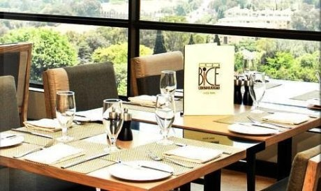 Bice Restaurant - The world-renowned BiCE Ristorante offers guests a taste of the finest authentic Italian food using BiCE's famous recipes. This stylish restaurant has gorgeous views and is set to become one of Johannesburg's favourite eateries. For more information about this restaurant click here http://bit.ly/L2uBTe