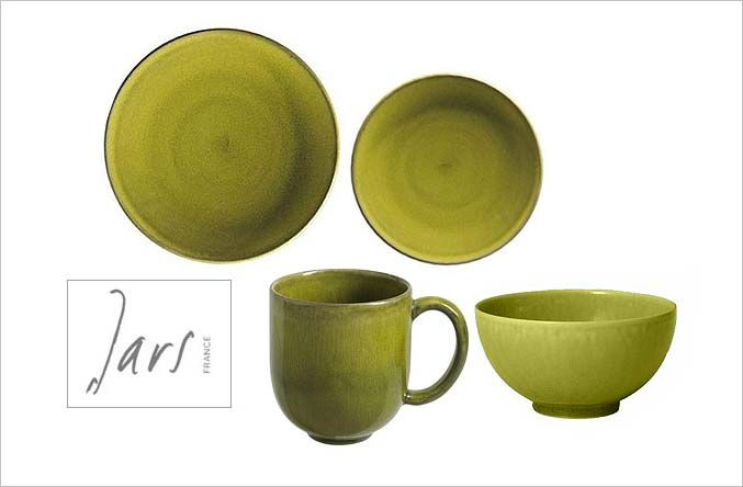 Jars Tourron Avocado dinnerware by Mottahedeh stands up to everyday use with the durability & 15 best Jars France Dinnerware images on Pinterest | Bottle ...