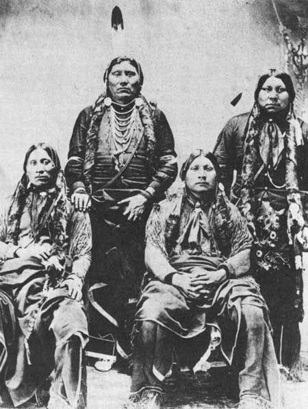 a brief history of the ute indian tribes The southern ute indian tribe of southwestern colorado has a higher  at the  battle of little bighorn in 1876, according to a tribal history.