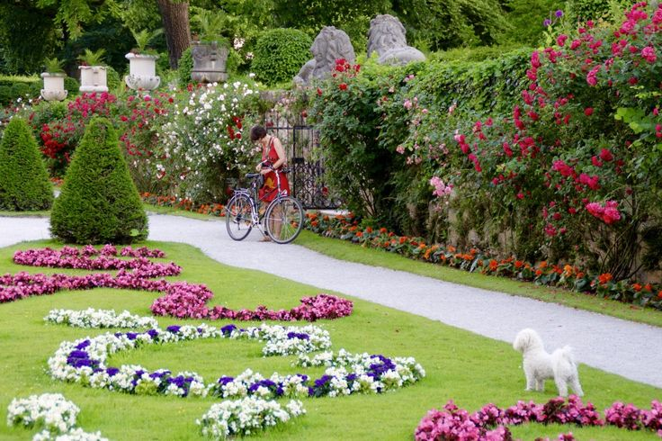 29 Photos That Will Make You Want to Visit Austria: Mirabell Gardens Salzburg, Austria