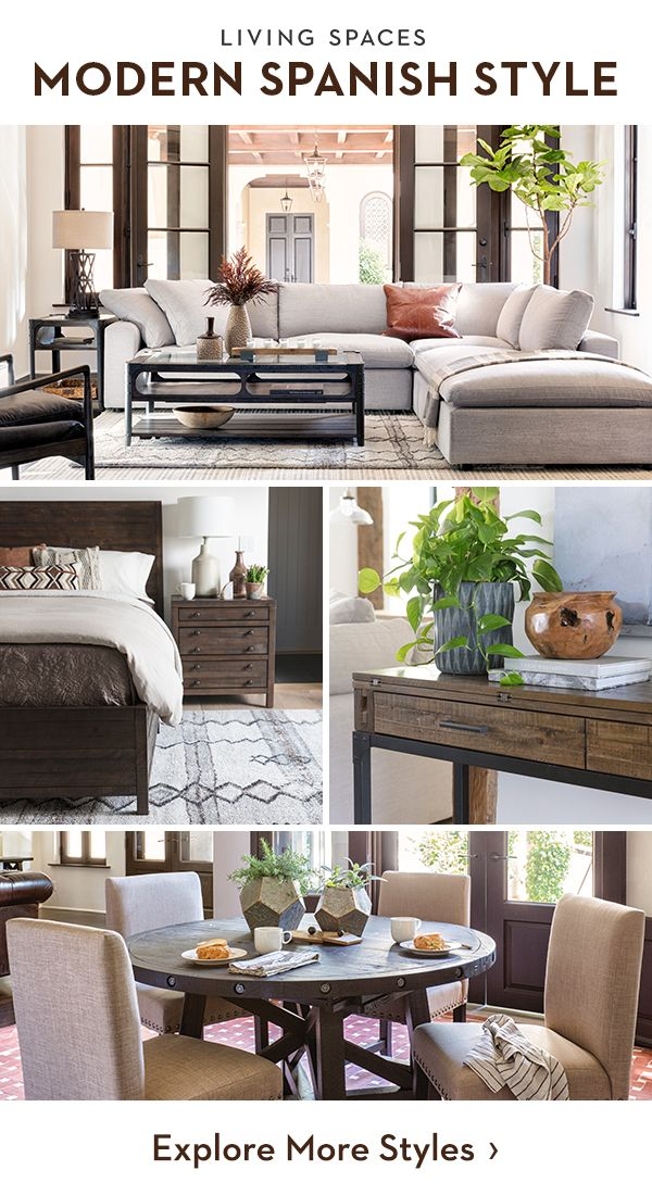 Spanish Style Interior Designs That Fit Perfectly In Modern