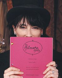 Amy Sherman Palladino  Writer, director and creator of Gilmore Girls & Bunheads