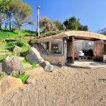 Wonen als een hobbit in het Underhill eco-hotel