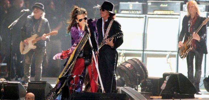 Crónica del concierto de Aersomith del pasado 29 de junio junto con Eclipse y Alter Bridge en el auditorio Miguel Ríos de Rivas (Madrid) ¡¡¡Por finnnn!!! Ya me he quitado esa espinita que llevaba clavada en el corazón desde hace veinte años. ¡¡¡¡¡He visto a Aerosmith!!!!! Y tengo que decir que...