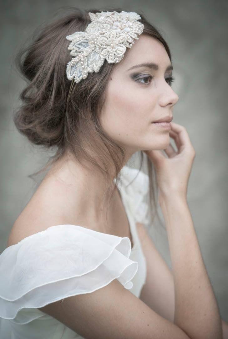 couture headpiece by www.parantparant.se