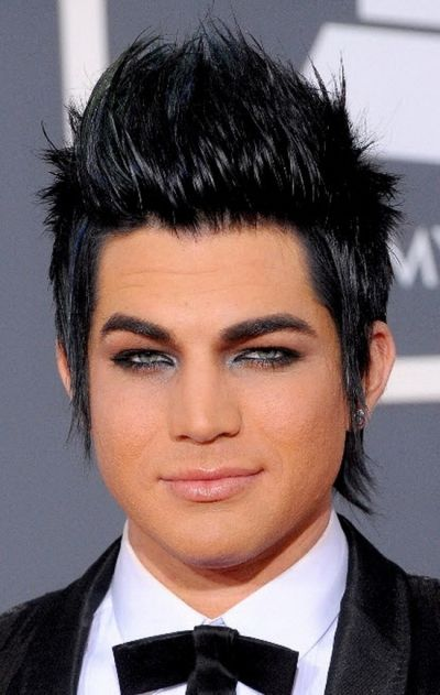 adam lambert hair style 94 best hairstyles images on 7937