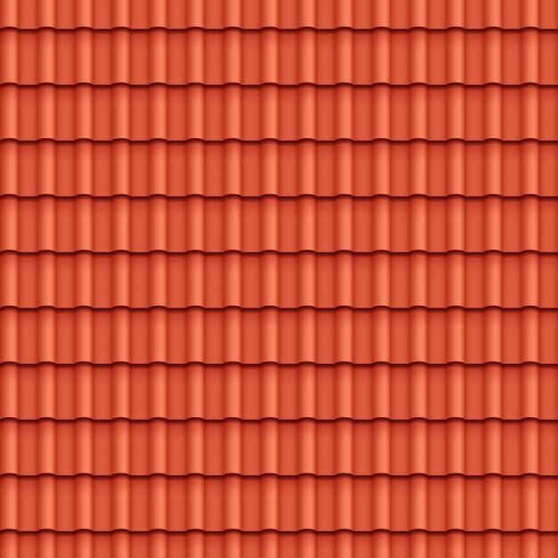 Roof Tile Seamless Pattern Free Vector Freepik Freevector Pattern Abstract Design Texture In 2020 Clay Roof Tiles Roof Design Tile Patterns